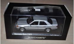 Mercedes Benz W124 РУЧКА СМЕЩЕНА 400 037000 Возможен обмен на книги, проспекты, масштабная модель, Mercedes-Benz, Minichamps, 1:43, 1/43