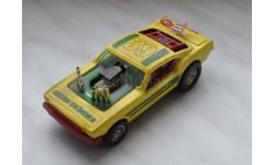 Ford Mustang Dragster Corgi Toys 166 Возможен обмен на литературу, проспекты