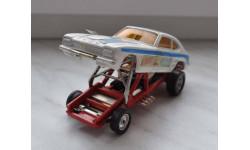 Ford Capri Santapod Gloworm Dragster Corgi Toys 163 Возможен обмен на литературу, проспекты, масштабная модель, 1:43, 1/43