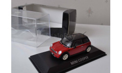 Mini Cooper Возможен обмен на литературу, проспекты, масштабная модель, Minichamps, scale43
