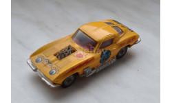 Chevrolet Corvette Sting Ray Corgi Toys 337 Возможен обмен на литературу, проспекты, масштабная модель, scale43