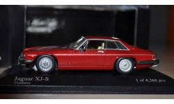 Jaguar XJ-S Coupe 1980 Red Metallic Возможен обмен на книги, проспекты