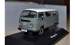 Volkswagen T2a Bus Messwagen 03497 Возможен обмен на книги, проспекты
