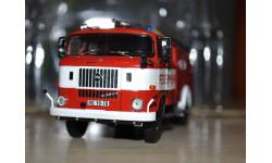 IFA W50 Feuerwehr Журналка Франция  Возможен обмен на книги, проспекты