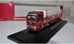 MAN 2010 Weihnachtstruck Herpa Возможен обмен на литературу, проспекты, масштабная модель, scale87