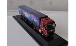 MAN 2012 Weihnachtstruck Herpa Возможен обмен на литературу, проспекты, масштабная модель, scale87
