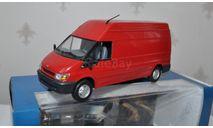 Minichamps Ford Transit Фургон ОБМЕН, масштабная модель, 1:43, 1/43