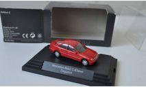 Mercedes Benz C Class Elegance 66960611 Возможен обмен на литературу, проспекты, масштабная модель, Mercedes-Benz, Herpa, 1:87, 1/87