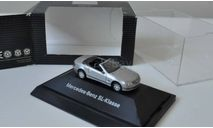Mercedes Benz SL Class 66961319 Возможен обмен на литературу, проспекты, масштабная модель, Mercedes-Benz, Herpa, 1:87, 1/87