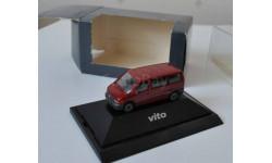Mercedes Benz Vito 66000103 Возможен обмен на литературу, проспекты, масштабная модель, Mercedes-Benz, Herpa, 1:87, 1/87