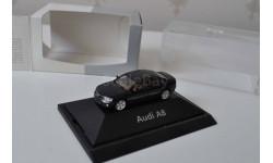 Audi A8 Возможен обмен на литературу, проспекты, масштабная модель, Herpa, scale87