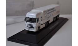Scania 2012 Limited 120 Штук Herpa Возможен обмен на литературу, проспекты, масштабная модель, scale87