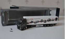 MAN TGX 100 Years Truck & Bus Herpa Возможен обмен на литературу, проспекты, масштабная модель, scale87