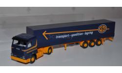 Scania 143M Возможен обмен на литературу, проспекты, масштабная модель, Wiking, 1:87, 1/87