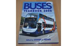 2008 Ежегодник Английские автобусы Возможен обмен на литературу, проспекты