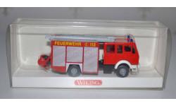 Mercedes Benz Пожарный Возможен обмен на литературу, проспекты, масштабная модель, Rietze, scale87, Mercedes-Benz