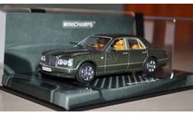Bentley Arnage R 436 139002 Возможен обмен на книги, проспекты, масштабная модель, Minichamps, scale43