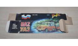 Коробка УАЗ-469 Возможен обмен на книги, проспекты, масштабная модель, Неизвестный производитель, 1:43, 1/43