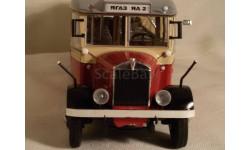 ЯА-2 ЯГАЗ (1934), красный