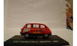 Fiat 750 Multipla Abart 1960, масштабная модель, 1:43, 1/43
