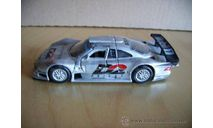 Mercedes Benz CLK GTR Welly 1/38, масштабная модель, Mercedes-Benz
