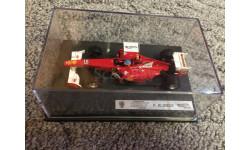 F1 Ferrari f150 Alonso, масштабная модель, Mattel Hot Wheels, scale43