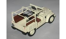 1/43 FIAT CAMPAGNOLA 1952 NOREV, масштабная модель, 1:43