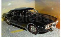 1/43 1967 Pontiac Firebird ERTL модель американского авто, масштабная модель, 1:43, ERTL (Auto World)