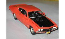 1/43  Ford Torino Cobra 1970 ERTL модель американского авто, масштабная модель, ERTL (Auto World), Pontiac, scale43