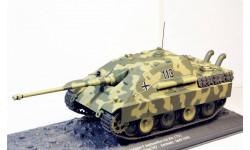 1/43 Jagdpanther Sd.Kfz. 173 diecast модель САУ Германия, масштабные модели бронетехники, 1:43, Altaya, Krupp