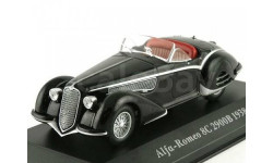 1:43 Alfa Romeo 8C 2900 B 1938 Altaya, масштабная модель, scale43