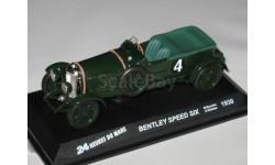 1/43 IXO Bentley Speed Six 1930, масштабная модель, 1:43, IXO Le-Mans (серии LM, LMM, LMC, GTM)