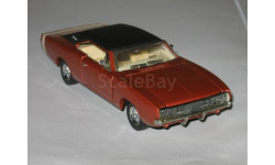 1:43 1968 Dodge Charger R/T Franklin Mint