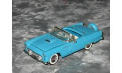 1/43 Franklin Mint 1956 Ford Thunderbird