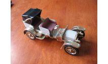 Mercedes Simplex 1902 Made in West Germany 15 см модель немецкого авто, масштабная модель, scale30, Mercedes-Benz