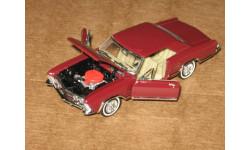 1:43 Buick Riviera 1963 Franklin Mint
