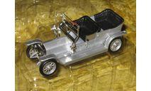 1/43 1912 Rolls Royce 40/50 Silver Ghost пластик, масштабная модель, 1:43, C.I.L., Rolls-Royce