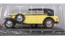 1:43 Maybach Zeppelin 1928 модель автомобиля AMERCOM, масштабная модель, 1/43, IXO Amercom