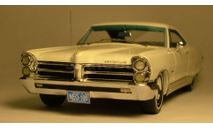 1/43 Pontiac Bonneville HT Coupe 1965 White NEO 44100, масштабная модель, 1:43, Neo Scale Models