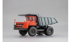 БЕЛАЗ-7540 (красно-серый), масштабная модель, Наш Автопром, scale43
