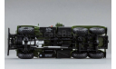 ЗИЛ 157КВ седельный тягач, масштабная модель, DiP Models, 1:43, 1/43