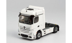 MERCEDES-BENZ new ACTROS 1851 Bigspace 2019 White, масштабная модель, Eligor, scale43