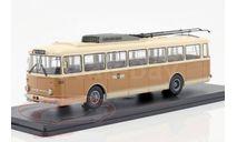 троллейбус SKODA 9TR Gera 1961 Beige, масштабная модель, Tatra, Premium Classixxs, scale43