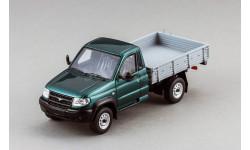 УАЗ Патриот Cargo, green metallic