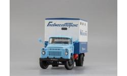 Горьковский автомобиль фургон для перевозки мебели ГЗСА-893АБ 1978г.