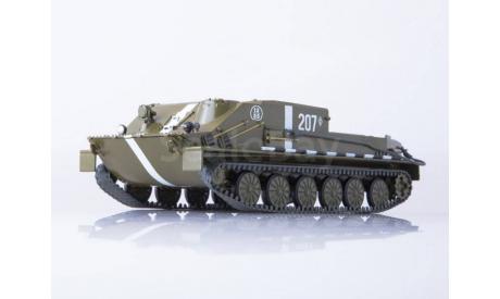 Наши Танки №12, БТР-50, журнальная серия масштабных моделей, MODIMIO Collections, 1:43, 1/43