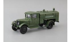 ЗИС-5 БЗ-39, зеленый, масштабная модель, Наш Автопром, 1:43, 1/43