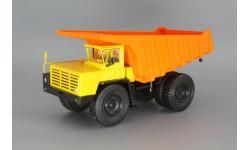 БЕЛАЗ-7525 (жёлто-оранжевый)