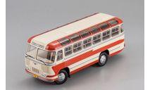 Павловский Автобус 652 1958 г., маршрут 'Ленинград - Интурист', масштабная модель, 1:43, 1/43, DiP Models