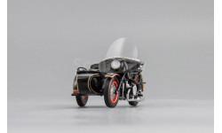 ММЗ/ИМЗ М-72М 1955 г. 'Мiлiцiя' с коляской